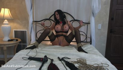 Photo number 7 from Jasmine Jae Learns a Lesson shot for Sex And Submission on Kink.com. Featuring Charles Dera and Jasmine Jae in hardcore BDSM & Fetish porn.