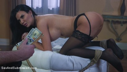 Photo number 8 from Jasmine Jae Learns a Lesson shot for Sex And Submission on Kink.com. Featuring Charles Dera and Jasmine Jae in hardcore BDSM & Fetish porn.