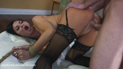 Photo number 10 from Jasmine Jae Learns a Lesson shot for Sex And Submission on Kink.com. Featuring Charles Dera and Jasmine Jae in hardcore BDSM & Fetish porn.