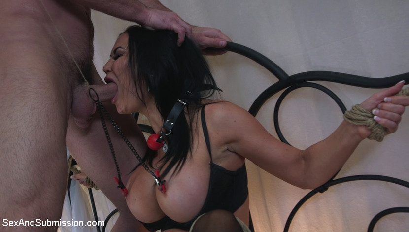 Hardcore bdsm, sex and submission
