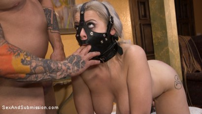 Photo number 6 from Bad Secretary: Newcomer Nadia White gets punished! shot for Sex And Submission on Kink.com. Featuring Derrick Pierce and Nadia White in hardcore BDSM & Fetish porn.