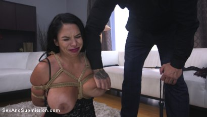 Photo number 2 from Running from the Mob shot for Sex And Submission on Kink.com. Featuring Derrick Pierce and Missy Martinez in hardcore BDSM & Fetish porn.
