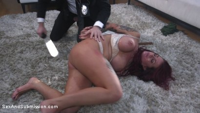 Photo number 4 from The Dirty Cop shot for Sex And Submission on Kink.com. Featuring Tommy Pistol and Tana Lea in hardcore BDSM & Fetish porn.