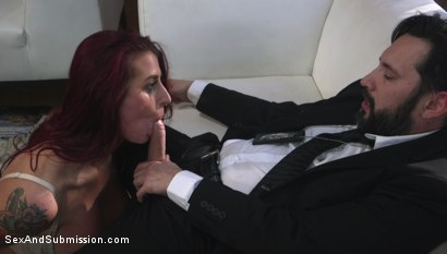 Photo number 5 from The Dirty Cop shot for Sex And Submission on Kink.com. Featuring Tommy Pistol and Tana Lea in hardcore BDSM & Fetish porn.