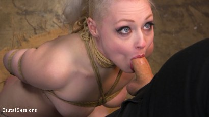 Photo number 10 from Blonde Slut Arielle Aquinas Ass Fucked and Abused like a Punching Bag shot for Brutal Sessions on Kink.com. Featuring Arielle Aquinas and Tommy Pistol in hardcore BDSM & Fetish porn.