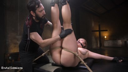 Photo number 1 from Curvy Squirt Goddess Skylar Snow Rough Anal And Rope Bondage Fuck shot for Brutal Sessions on Kink.com. Featuring Tommy Pistol and Skylar Snow in hardcore BDSM & Fetish porn.