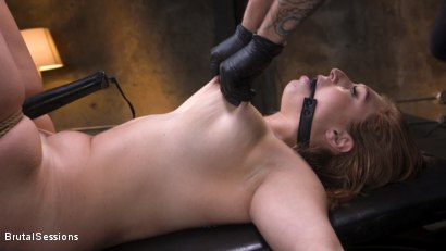 Photo number 11 from Curvy Squirt Goddess Skylar Snow Rough Anal And Rope Bondage Fuck shot for Brutal Sessions on Kink.com. Featuring Tommy Pistol and Skylar Snow in hardcore BDSM & Fetish porn.