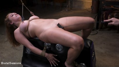 Photo number 23 from Curvy Squirt Goddess Skylar Snow Rough Anal And Rope Bondage Fuck shot for Brutal Sessions on Kink.com. Featuring Tommy Pistol and Skylar Snow in hardcore BDSM & Fetish porn.