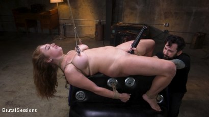 Photo number 25 from Curvy Squirt Goddess Skylar Snow Rough Anal And Rope Bondage Fuck shot for Brutal Sessions on Kink.com. Featuring Tommy Pistol and Skylar Snow in hardcore BDSM & Fetish porn.