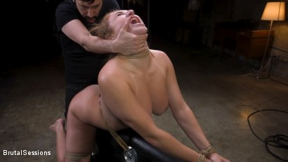 Photo number 32 from Curvy Squirt Goddess Skylar Snow Rough Anal And Rope Bondage Fuck shot for Brutal Sessions on Kink.com. Featuring Tommy Pistol and Skylar Snow in hardcore BDSM & Fetish porn.