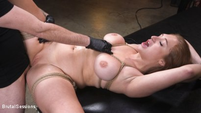 Photo number 35 from Curvy Squirt Goddess Skylar Snow Rough Anal And Rope Bondage Fuck shot for Brutal Sessions on Kink.com. Featuring Tommy Pistol and Skylar Snow in hardcore BDSM & Fetish porn.