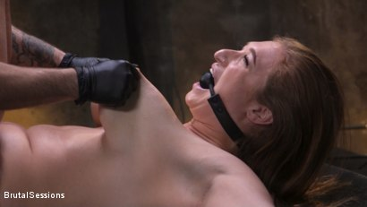 Photo number 5 from Curvy Squirt Goddess Skylar Snow Rough Anal And Rope Bondage Fuck shot for Brutal Sessions on Kink.com. Featuring Tommy Pistol and Skylar Snow in hardcore BDSM & Fetish porn.