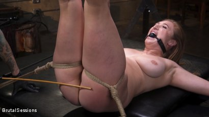 Photo number 8 from Curvy Squirt Goddess Skylar Snow Rough Anal And Rope Bondage Fuck shot for Brutal Sessions on Kink.com. Featuring Tommy Pistol and Skylar Snow in hardcore BDSM & Fetish porn.