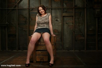 Photo number 1 from Sara Scott shot for Hogtied on Kink.com. Featuring Sara Scott in hardcore BDSM & Fetish porn.