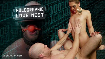 Kendra Sinclaire's Holographic Love Nest