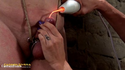 Photo number 12 from Slave on Fire: Chapter Two shot for Carmen Rivera on Kink.com. Featuring Carmen Rivera, Hans im Glueck and Giada Da Vinci in hardcore BDSM & Fetish porn.
