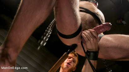 Photo number 13 from KinkMen Presents CONSTRAINED: Athletic Men Bound, Punished, and Edged shot for Men On Edge on Kink.com. Featuring Alex Mecum and Casey Jacks in hardcore BDSM & Fetish porn.