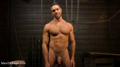 Photo number 21 from KinkMen Presents CONSTRAINED: Athletic Men Bound, Punished, and Edged shot for Men On Edge on Kink.com. Featuring Alex Mecum and Casey Jacks in hardcore BDSM & Fetish porn.