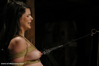 Photo number 2 from Bobbi Starr shot for Wired Pussy on Kink.com. Featuring Bobbi Starr in hardcore BDSM & Fetish porn.