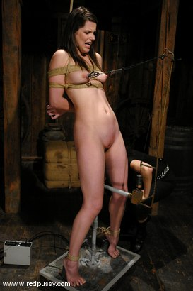 Photo number 1 from Bobbi Starr shot for Wired Pussy on Kink.com. Featuring Bobbi Starr in hardcore BDSM & Fetish porn.