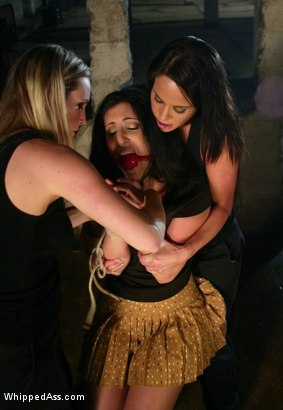 Photo number 2 from Savannah Stern, Luscious Lopez and Harmony shot for Whipped Ass on Kink.com. Featuring Savannah Stern, Harmony and Luscious Lopez in hardcore BDSM & Fetish porn.