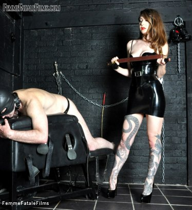 Photo number 1 from Beg For It Harder shot for Femme Fatale Films on Kink.com. Featuring Slave and Miss Alex in hardcore BDSM & Fetish porn.