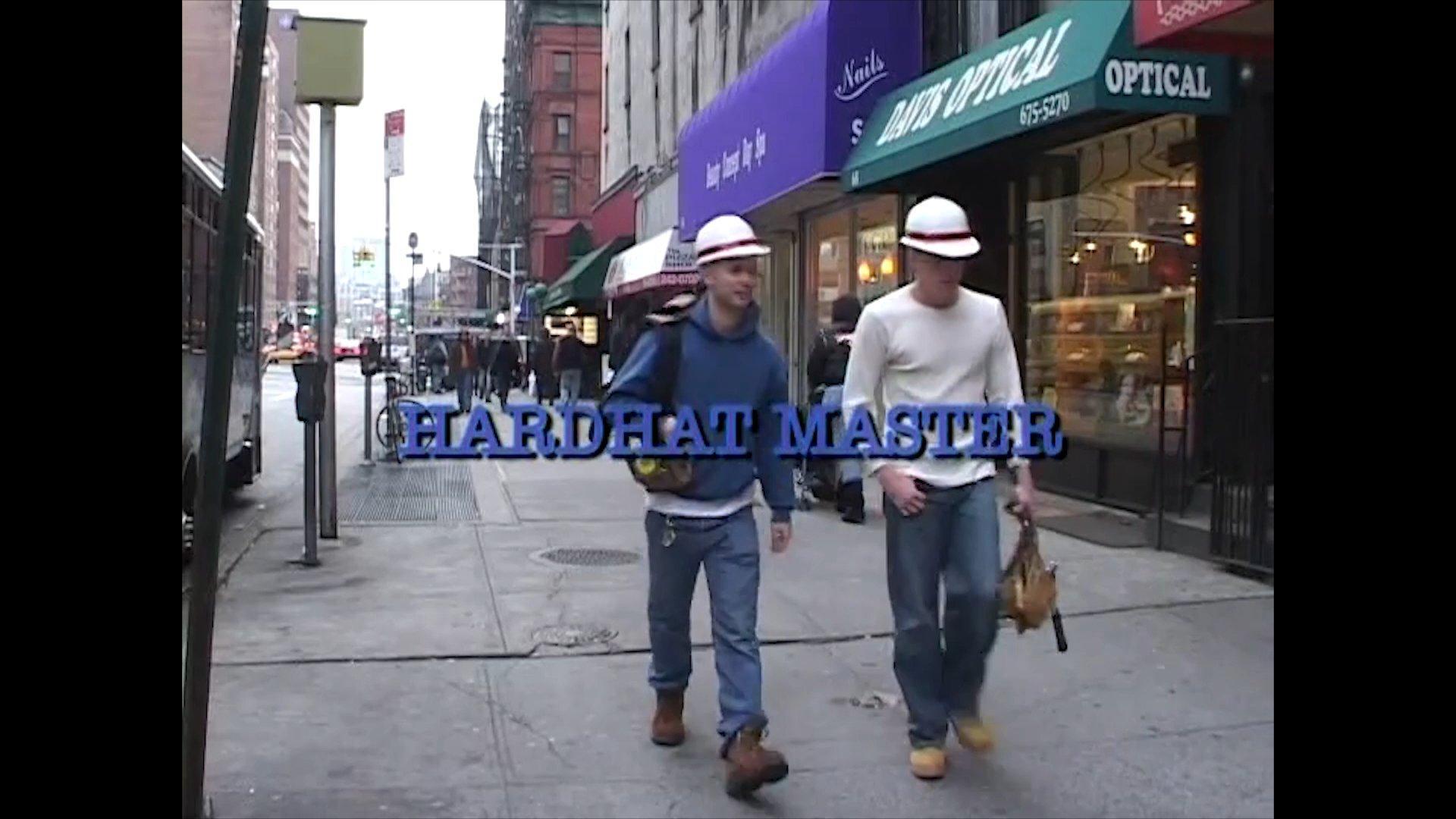 Hardhat Master: When Worlds Collide