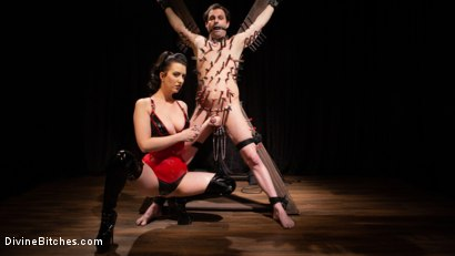 A Divine New Years: Cherry Torn celebrates with slave's screams