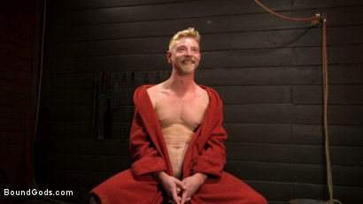 Photo number 20 from Pushed to the Max: Cody Winter takes it all shot for Bound Gods on Kink.com. Featuring Sebastian Keys and Cody Winter in hardcore BDSM & Fetish porn.