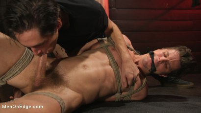 Photo number 19 from Shy Quiet Type, Alex Chandler Can Barely Hold His Load shot for Men On Edge on Kink.com. Featuring Alex Chandler in hardcore BDSM & Fetish porn.