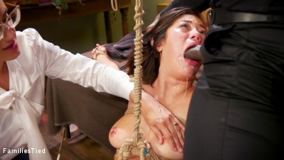 Photo number 10 from MILF Agent Botches Undercover Anal & Sacrifices Step-Daughter shot for  on Kink.com. Featuring Penny Barber, Kendra Spade and Rob Piper in hardcore BDSM & Fetish porn.