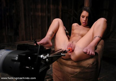 Photo number 4 from Micah Moore shot for Fucking Machines on Kink.com. Featuring Micah Moore in hardcore BDSM & Fetish porn.