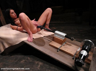 Photo number 9 from Micah Moore shot for Fucking Machines on Kink.com. Featuring Micah Moore in hardcore BDSM & Fetish porn.