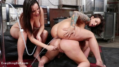 Photo number 34 from Anal Craving Beauties  shot for Everything Butt on Kink.com. Featuring Ivy LeBelle , Dana DeArmond and Maddy O'Reilly in hardcore BDSM & Fetish porn.