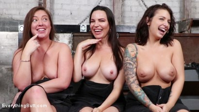 Photo number 35 from Anal Craving Beauties  shot for Everything Butt on Kink.com. Featuring Ivy LeBelle , Dana DeArmond and Maddy O'Reilly in hardcore BDSM & Fetish porn.