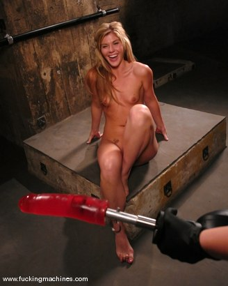 Photo number 9 from FuckingMachines.com Archive Classic Shoot: Brand New Bella Lynn shot for Fucking Machines on Kink.com. Featuring Bella Lynn in hardcore BDSM & Fetish porn.