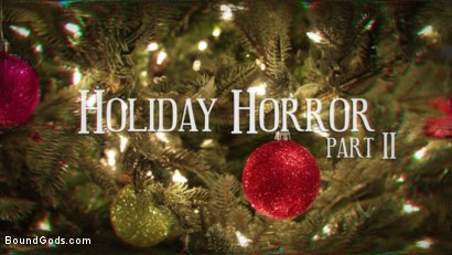Photo number 1 from Straight Stud Bound & Terrorized to Relive HOLIDAY HORROR Abduction shot for Bound Gods on Kink.com. Featuring Pierce Paris and Kip Johnson in hardcore BDSM & Fetish porn.