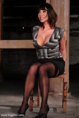 Photo number 2 from Ava Devine shot for Hogtied on Kink.com. Featuring Ava Devine in hardcore BDSM & Fetish porn.