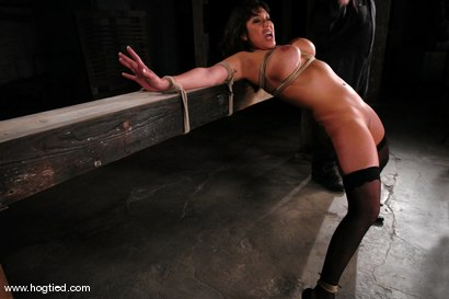 Photo number 4 from Ava Devine shot for Hogtied on Kink.com. Featuring Ava Devine in hardcore BDSM & Fetish porn.