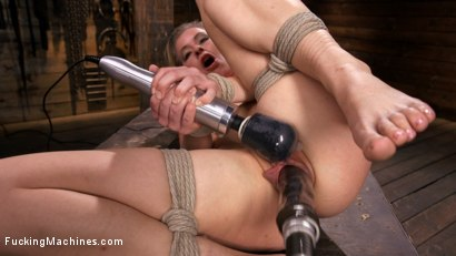 Photo number 13 from Petite Slut Lilly Lit Gets Machine Fucked in Bondage shot for Fucking Machines on Kink.com. Featuring Lilly Lit in hardcore BDSM & Fetish porn.
