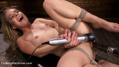 Photo number 14 from Petite Slut Lilly Lit Gets Machine Fucked in Bondage shot for Fucking Machines on Kink.com. Featuring Lilly Lit in hardcore BDSM & Fetish porn.