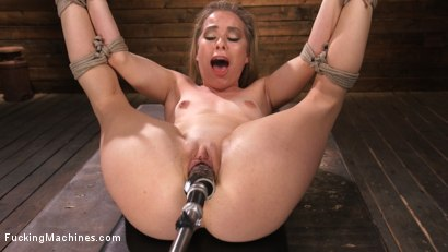 Photo number 10 from Petite Slut Lilly Lit Gets Machine Fucked in Bondage shot for Fucking Machines on Kink.com. Featuring Lilly Lit in hardcore BDSM & Fetish porn.