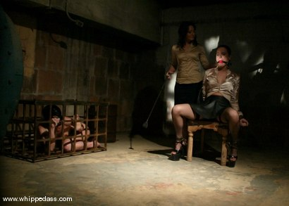 Photo number 5 from The Prostitute shot for Whipped Ass on Kink.com. Featuring Sandra Romain, Kelly Wells and Victoria Sin in hardcore BDSM & Fetish porn.