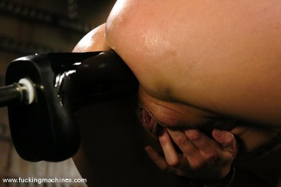 Photo number 8 from Julie Night takes on The DominateHer shot for Fucking Machines on Kink.com. Featuring Julie Night in hardcore BDSM & Fetish porn.
