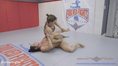Photo number 25 from Muscle on Muscle Only One can Win and Only One gets Fucked shot for Evolved Fights on Kink.com. Featuring Brandi Mae and Cheyenne Jewel in hardcore BDSM & Fetish porn.