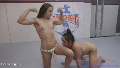 Photo number 37 from Muscle on Muscle Only One can Win and Only One gets Fucked shot for Evolved Fights on Kink.com. Featuring Brandi Mae and Cheyenne Jewel in hardcore BDSM & Fetish porn.