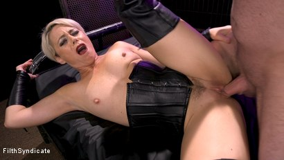 Photo number 16 from Kinky JOI: Helena Locke's Cum Eating Cuckold shot for Filth Syndicate on Kink.com. Featuring Helena Locke and D. Arclyte in hardcore BDSM & Fetish porn.