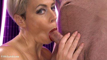 Photo number 10 from Kinky JOI: Helena Locke's Cum Eating Cuckold shot for Filth Syndicate on Kink.com. Featuring Helena Locke and D. Arclyte in hardcore BDSM & Fetish porn.