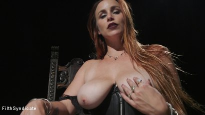 Photo number 5 from Kinky JOI: Smothered by Bella Rossi's Tits and Ass shot for Filth Syndicate on Kink.com. Featuring Bella Rossi in hardcore BDSM & Fetish porn.