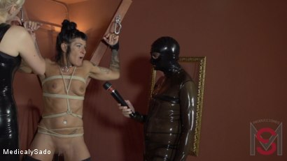 Photo number 8 from The Mistress' Revenge shot for Medical y Sado on Kink.com. Featuring Anna, Lorena Lee, Pou Fosc and Patricia MedicalySado in hardcore BDSM & Fetish porn.